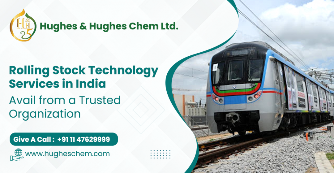 Rolling Stock Technology Services in India: Avail from a Trusted Organization