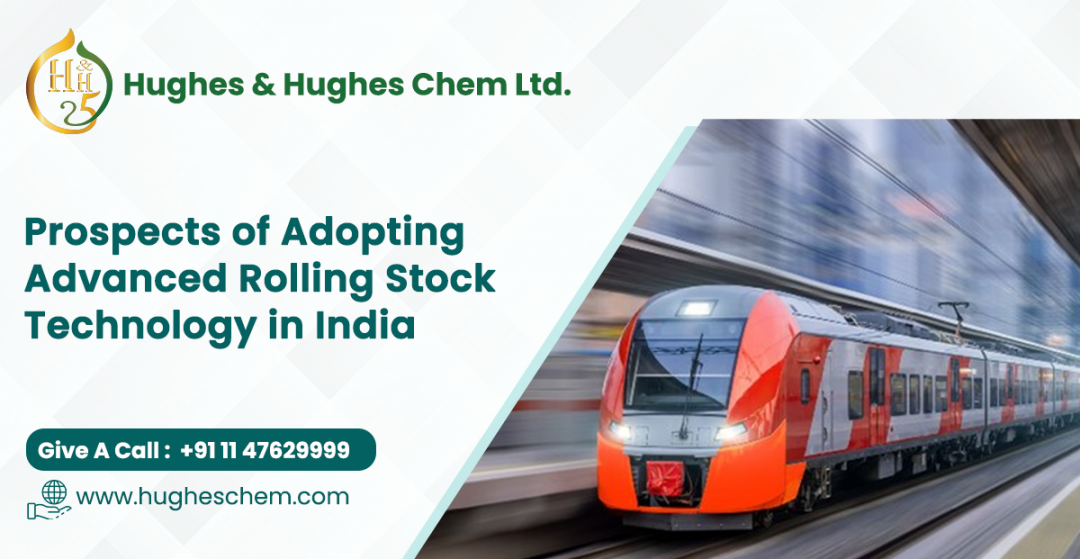 advanced rolling stock technology in india