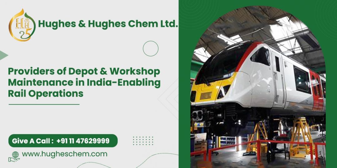 depot and workshop maintenance in india