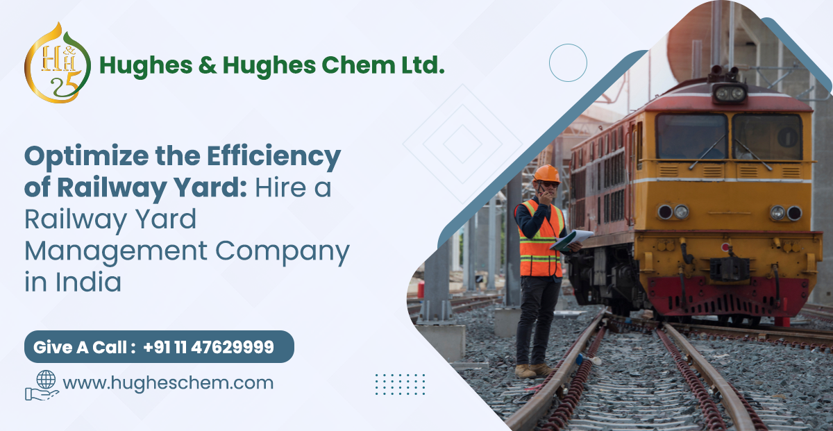 Optimize the Efficiency of Railway Yard: Hire a Railway Yard Management Company in India